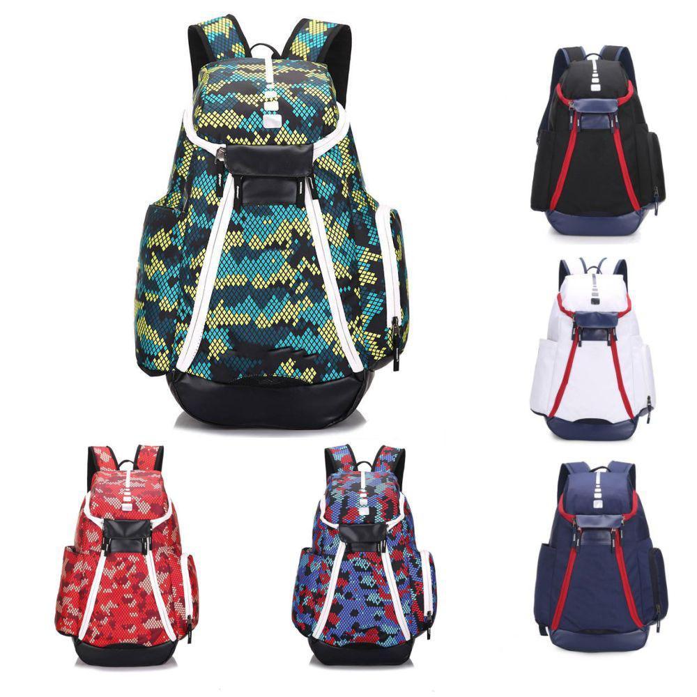 Nuevo Equipo Nacional Mochila Hombres Mujeres estilista bolso bolsos escuela al aire libre Mochila multifuncional paquete de mochila portátil bolsas