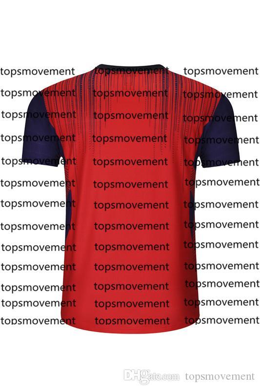 2019 Hot vendas Top qualidade de correspondência de cores de secagem rápida impressão não desapareceu jerseys65r434r3 basquete