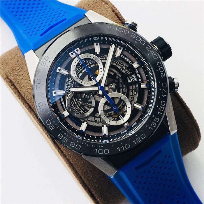XF fabrika kaliteli marka çapı 45 mm münhasır özel otomatik makine 2824 hareketi yüksek görünüm düzey erkekler tasarımcı w saatler