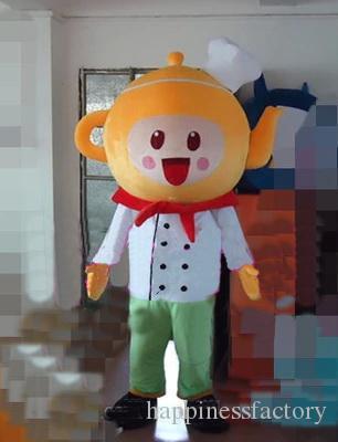 2019 Desconto venda de fábrica EVA Material bule Trajes Da Mascote adereços partido Tea publicidade dos desenhos animados Vestuário