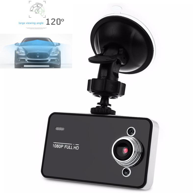 FHD 108P سيارة DVR الأسود لوحة للرؤية الليلية كاميرا مسجل فيديو تسجيل حلقة البسيطة مسجلات الفيديو الرقمية كاميرا داش