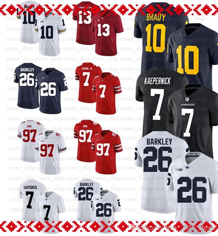 NCAA 10 Jimmy GarpoPolo Jersey 25 Richard Sherman 97 Nick Bosa 16 Joe Montana 80 Jerry Rice 8 Steve Young 4 Nick Mullens 97 Nick Bosa Mike M