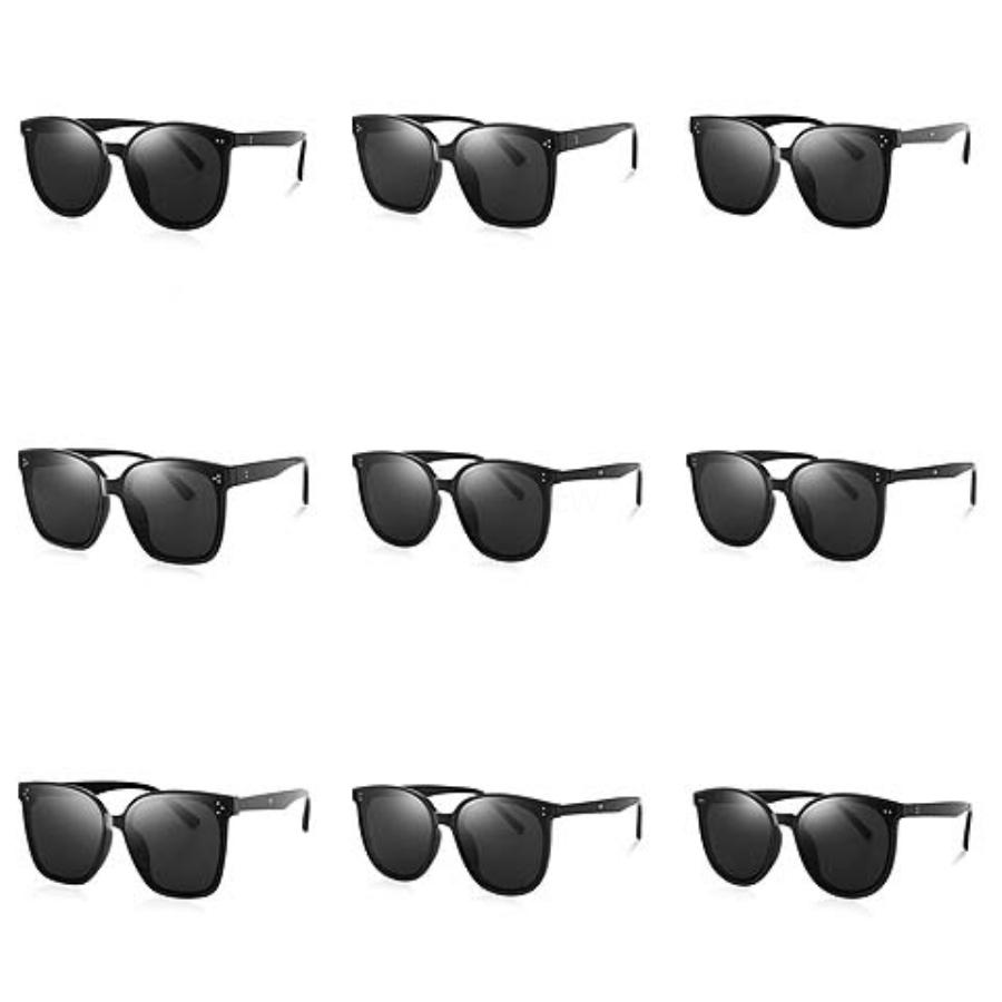 Fashion Mirror Polarized Sunglasses For Men And Women High-Definition True Color Film Fashion Sun Glasses Driving Mirror Sun Glass#282