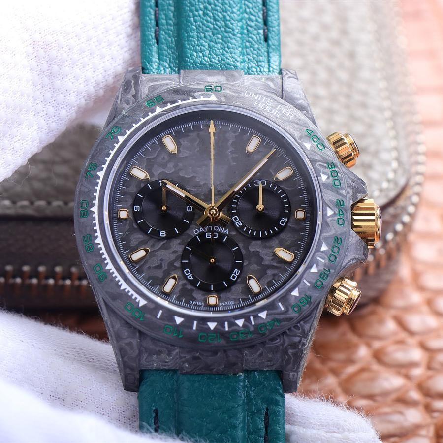 В 2020 году высокое качество, мужские часы, диаметр 40 мм х 13,6 мм, бренд-часы, автоматическое механическое движение, дизайнерские часы