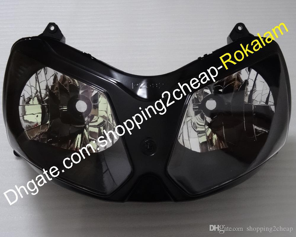 Phare avant Kawasaki Ninja Projecteur pour ZX12R 2002-2008 ZX12R 02 03 04 05 06 07 08 ZX 12R Moto Head Light Lamp