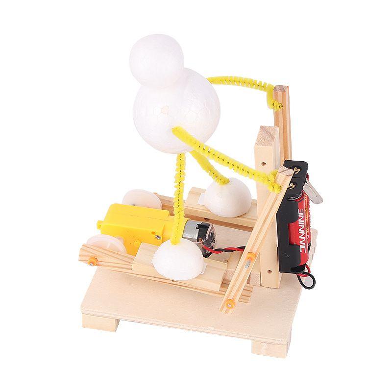 поделки технологии мелкого производства небольшого изобретение электрического шаг эллиптической машина образование рука на сборочной модели