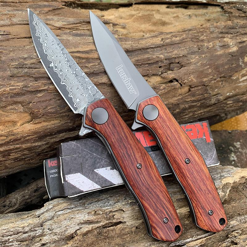 Newest Kershaw 4020 Outdoor Multi Function Tool Two Types Blade And Handle Edc Camping Hunting Knives To Send Leather Case Hunting Knife Sets Outdoor Survival Kits From Sensen88 20 55 Dhgate Com