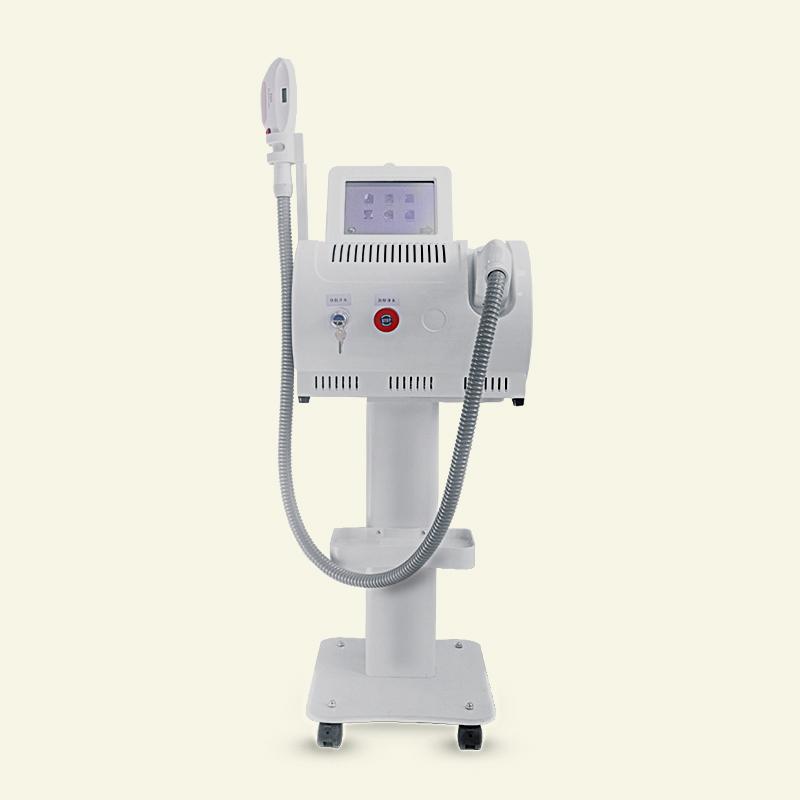 Portatile SHR IPL macchina depilazione laser SHR IPL epilazione macchina laer Migliore fotografia facciale dispositivo SHR OPT