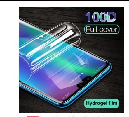 2-حزمة شاشة الجبهة السينمائي واقية TPU غطاء كامل حامي شاشة فائقة رقيقة حامي لسامسونج غالاكسي S8 S8 زائد S9 S9 زائد E192