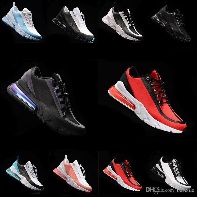Erkek Sneakers 2019 Sürüm 2.0 Yastık Spor Sneakers Sıcak Punch Programı Siyah Beyaz Oreo Yansıtıcı Bayan Eğitmenler Runner Ayakkabı