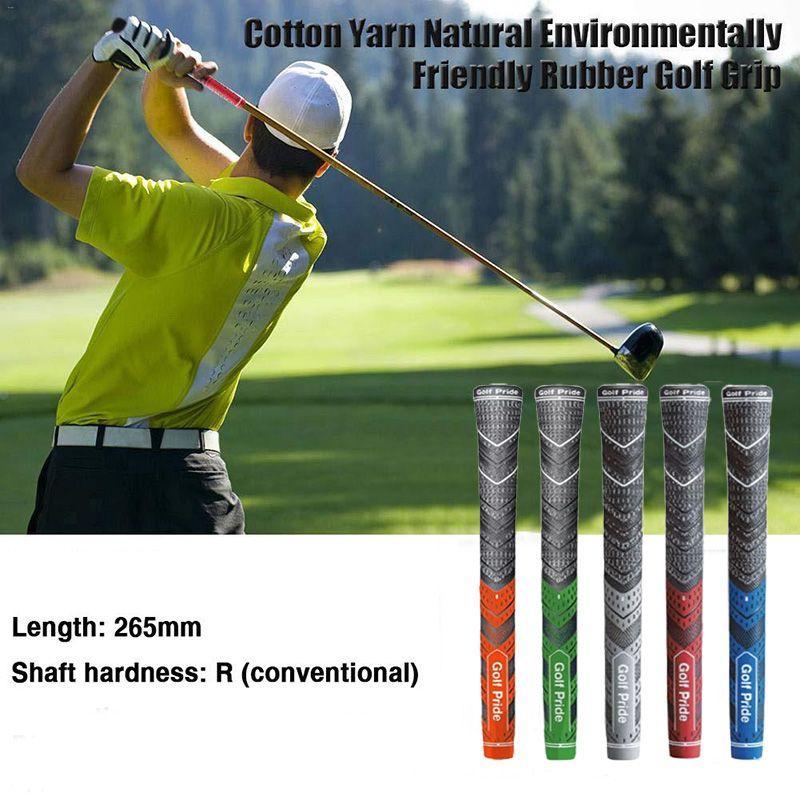 Golf Grips clubes aperto Putter Grips PU não Slip 5 cores por Luz sua escolha colorido frete grátis