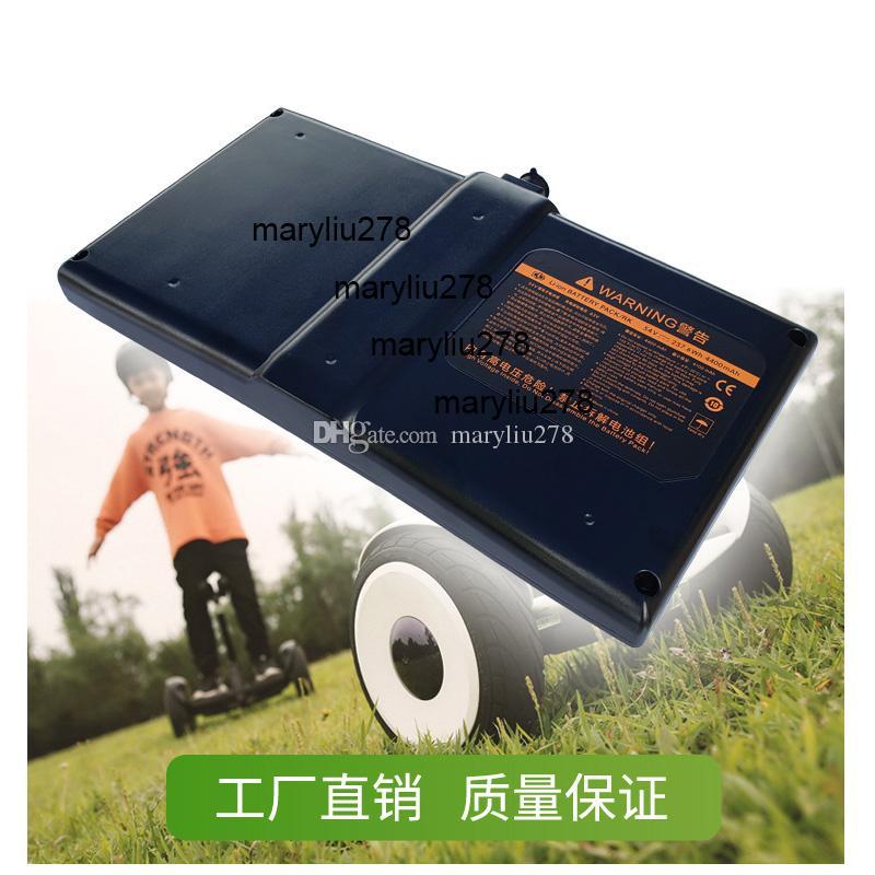 Lityum 36V 4400mAh pil elektrikli kendinden dengesi Mini Scooter hoverboard için 3Pins güç bağlantı noktası ile 18.650 36V 4.4AH lityum iyon bateria