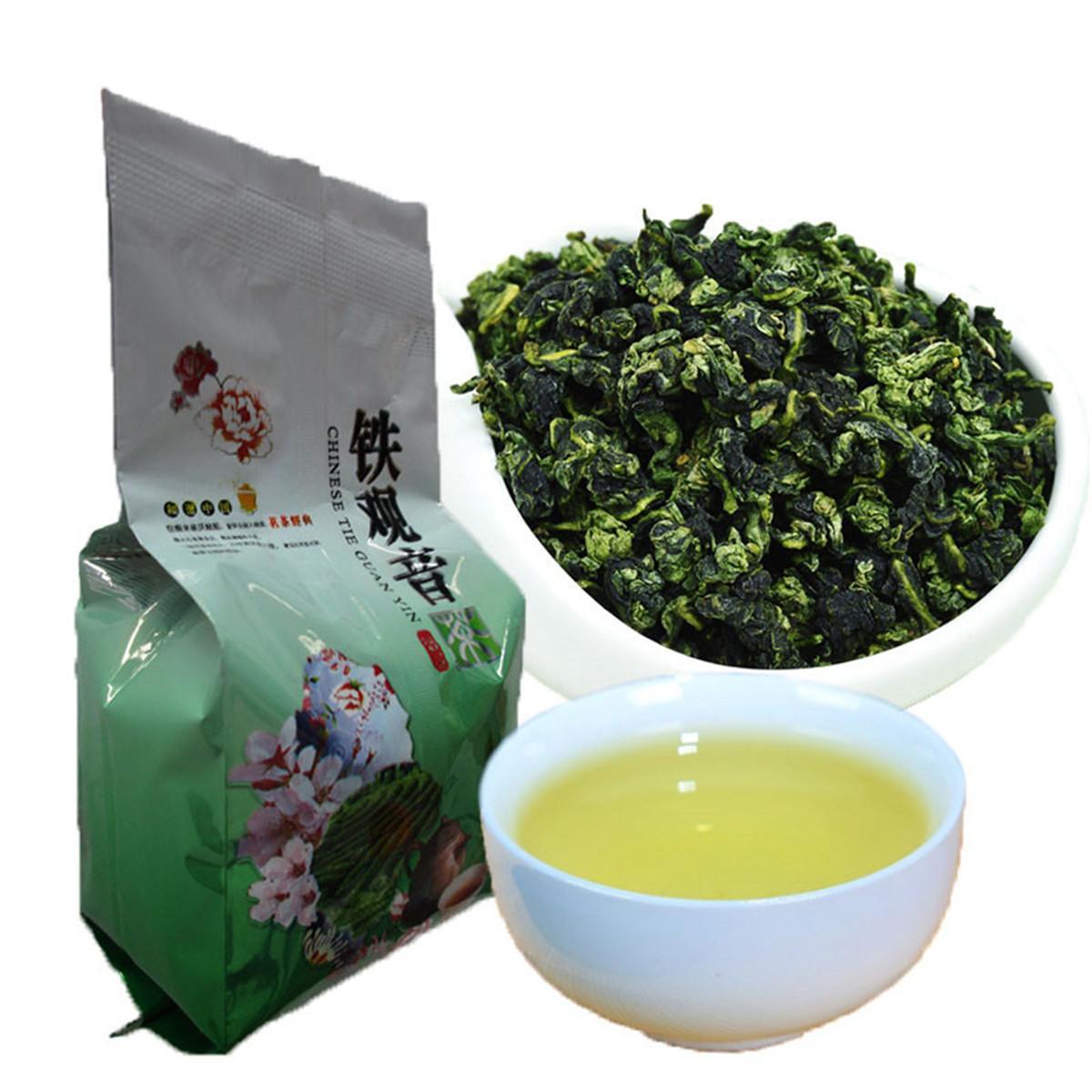 50 г Китайский органический зеленый чай Фуцзянь Аньси Tieguanyin улун чай высокого качества новый весенний чай зеленый пищевой продвижение