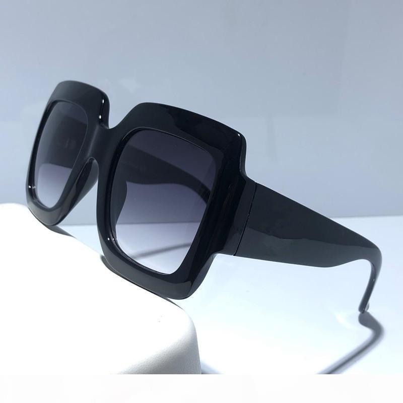 Designer-Sonnenbrillen für Männer Sonnenbrillen für Frauen Männer Sonnenbrille Frauen Mensentwerfer Brille Herren Sonnenbrille oculos de 0053 mit Kasten