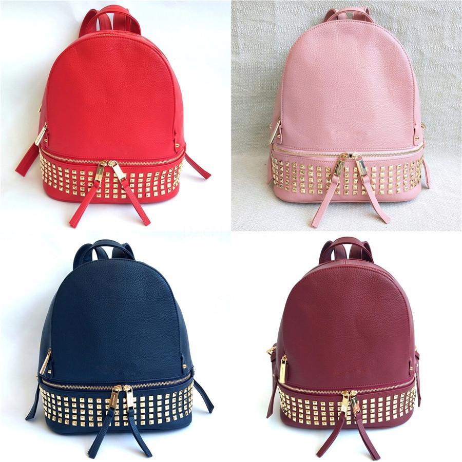Luxury Classic Mini Men'S Brand Bags Designer Luxury Backpack Rainbow Modification Soft Box Package Chain Crossbody Bag F14 #609