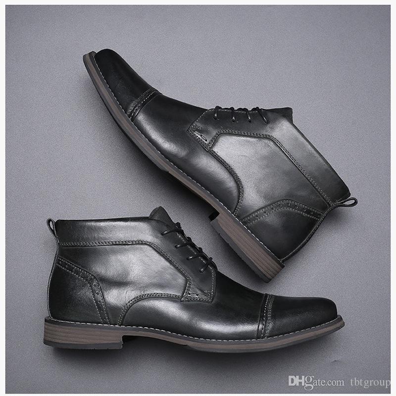 Top Qualität formales Kleid-Schuhe für Marken Männer echtes Leder Business Schuhe Spitzschuh Herren Designer Oxfords Freizeit-Schuhe Größe 40-47