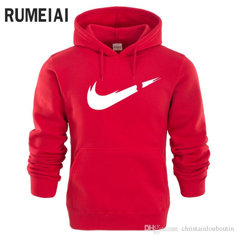 Find Similar Autumn Hoodies Hip Hop Black White Long Sleeve Hooded Hoody Mens Hoodies Sweatshirts Plus Size M-2XL