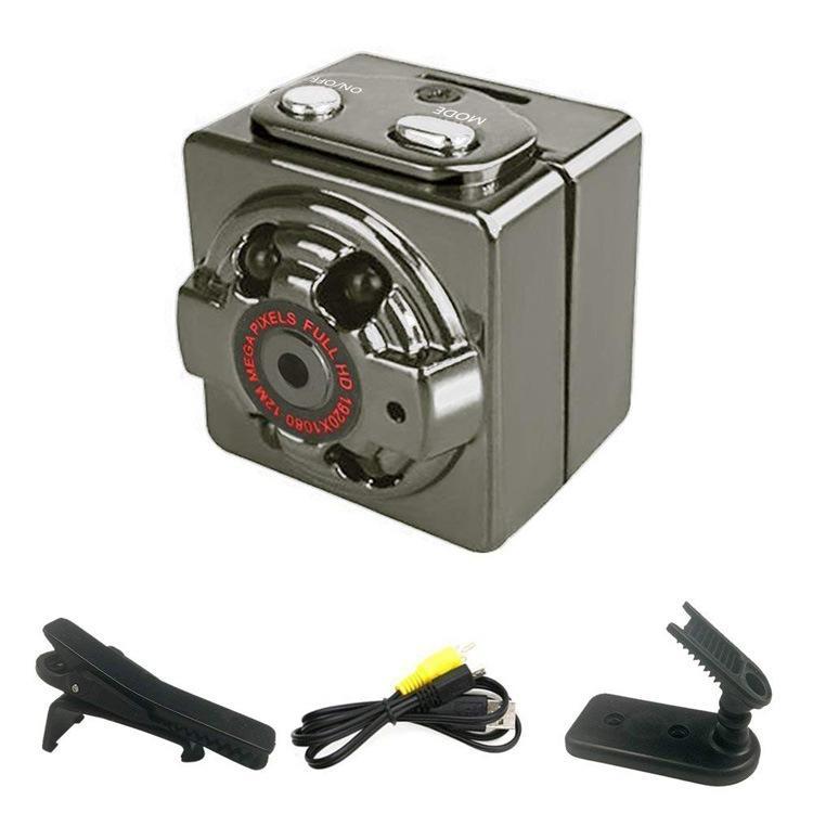 1080p SQ8 Smart HD Small Secret Micro Mini Camera Video Cam Night Vision Wireless Body DVR DV Tiny Minicamera Microchamber