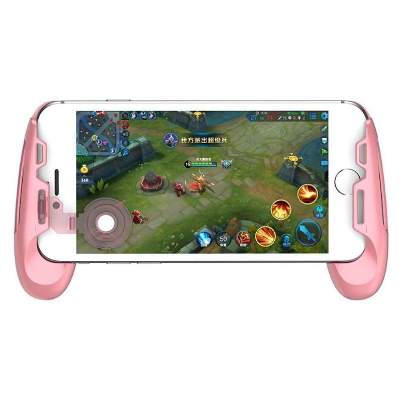 Gamesir F1 Телескопический Джойстик Эластичный Game Controller Возьмитесь Ультра-портативный Пять-Angle для iPhone X 5S 6S Xiaomi уг Smartphone