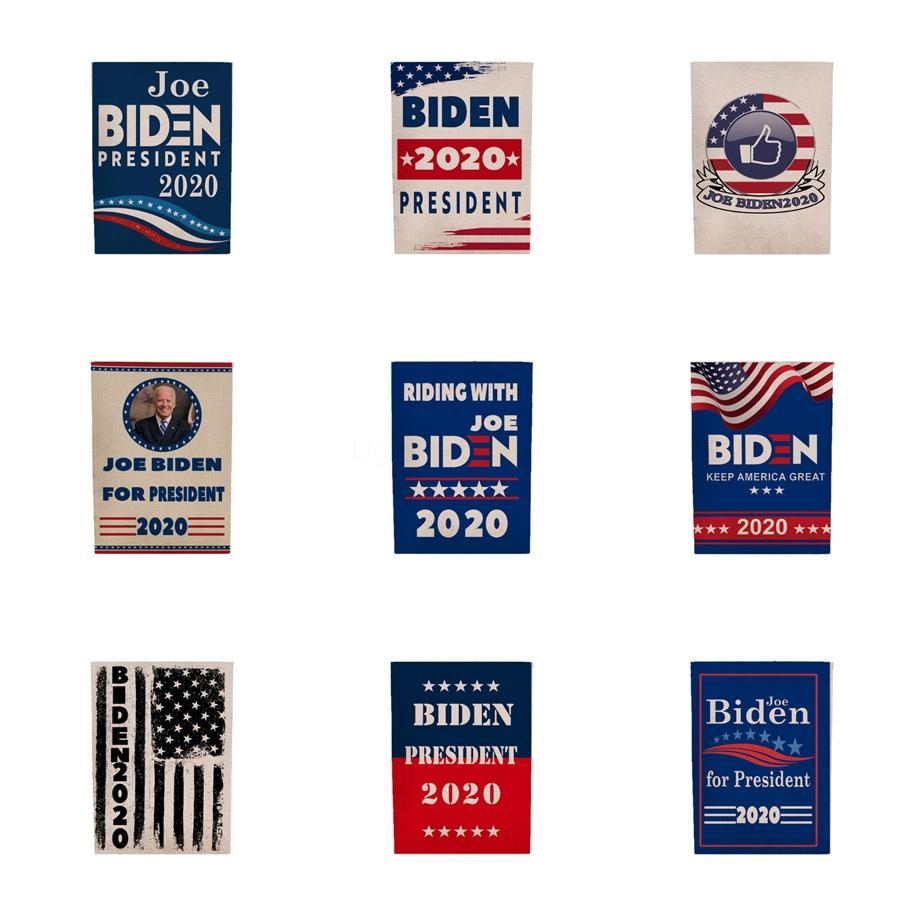 Biden 2020 Garden Bandiera Donald Biden Banner Bandiere Keep America Grande Donald Per il presidente Garden Banner Mma2082-6 # 309