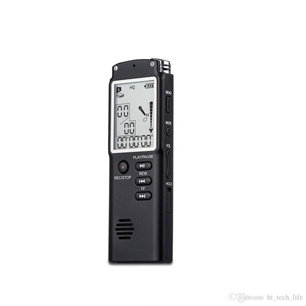 미니 직업 휴대용 레코더 펜 디지털 보이스 레코더 펜 오디오 전화 녹음기 MP3 음악 플레이어 FM 스피커