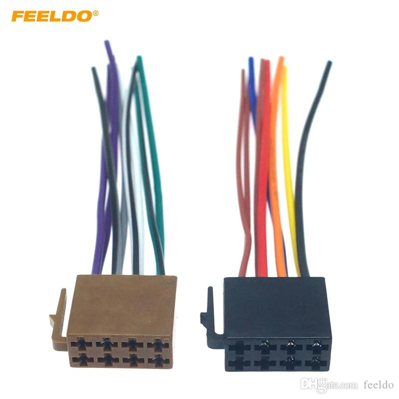 2020 FEELDO Car Radio Audio Wiring Harness Adapter For Volkswagen/Audi/Mercedes  Pluging Into OEM Factory Stereo CD Wire #5024 From Feeldo, $1.78    DHgate.ComDHgate.com