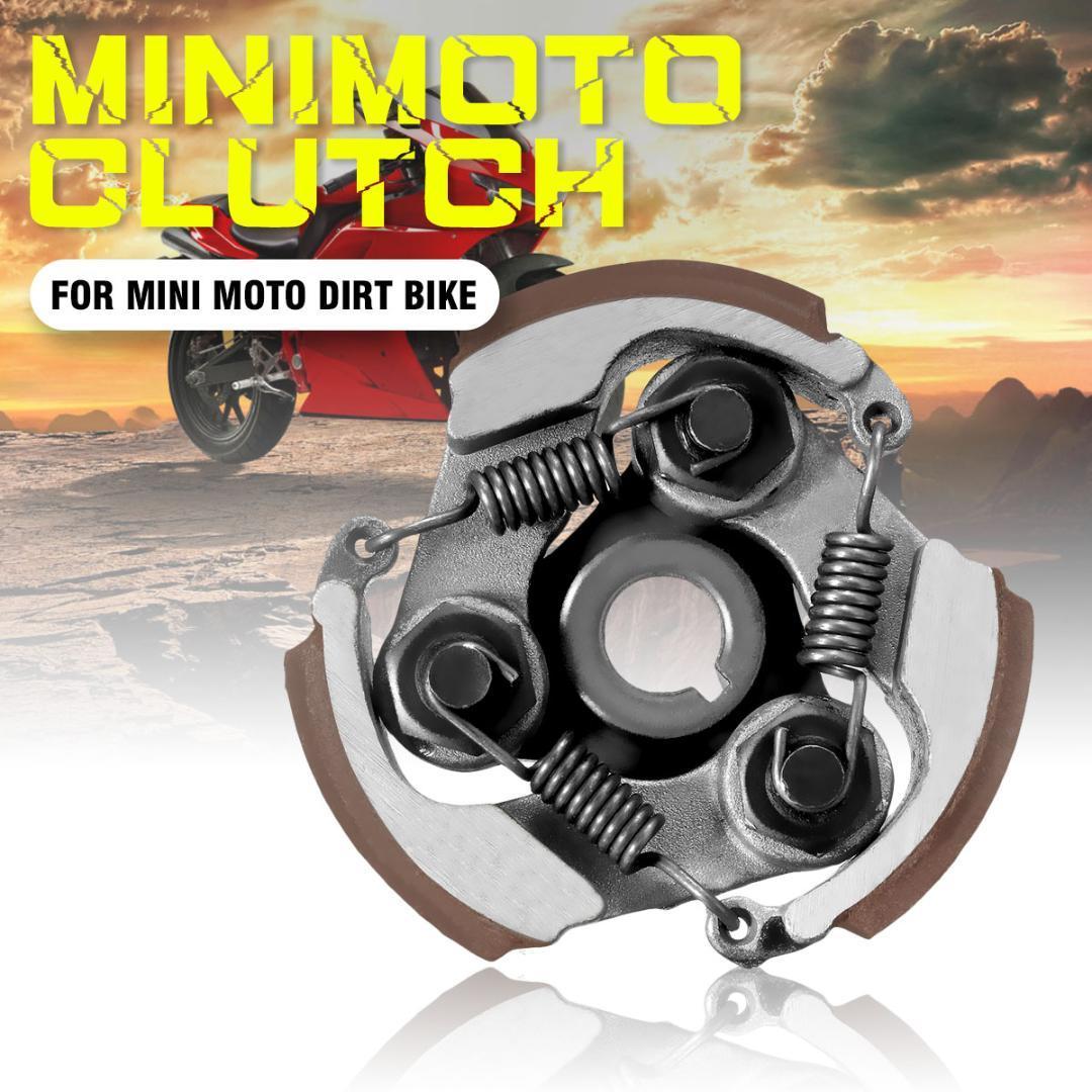 3 Shoes Centrifugal Clutch Plate 49cc Mini Chopper Pocket Dirt Bike ATV