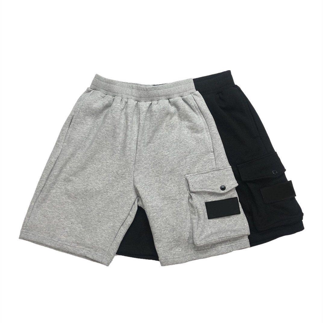 Мужские Стилисты Короткие брюки лето Мужчины шорты высокого качества Mens Стилист Брюки Хип-хоп Спорт Шорты