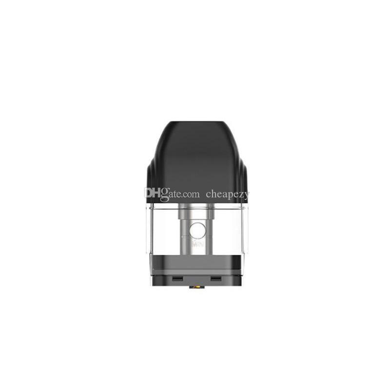Caliburn Pod Cartridge Capacité avec 1.4ohm Bobine Atomiseur Pour Rechargeables système Caliburn Pod Kit 100% Original