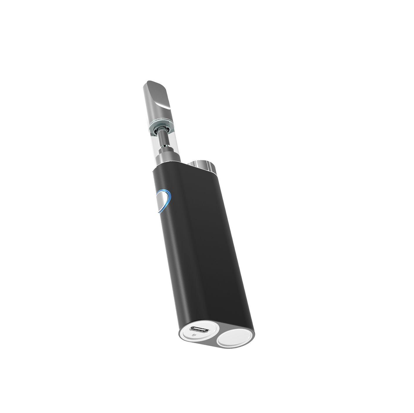 92a3 cartridge vape box mod vaporizer battery kit variable voltage preheating battery mod 450mah bud pen e cig box vaporizer starter kit