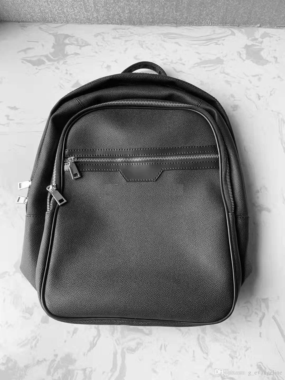 Diseñador de alta calidad nueva llegada bolsos de moda N41612 bolsa de viaje Damier Cobal para hombre mochilas de alta calidad Michael Men School Bag