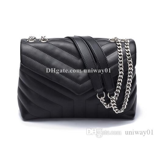 جلد طبيعي أزياء المرأة المرأة رسول حقيبة هيئة الصليب حقيبة يد مصمم العلامة التجارية محفظة