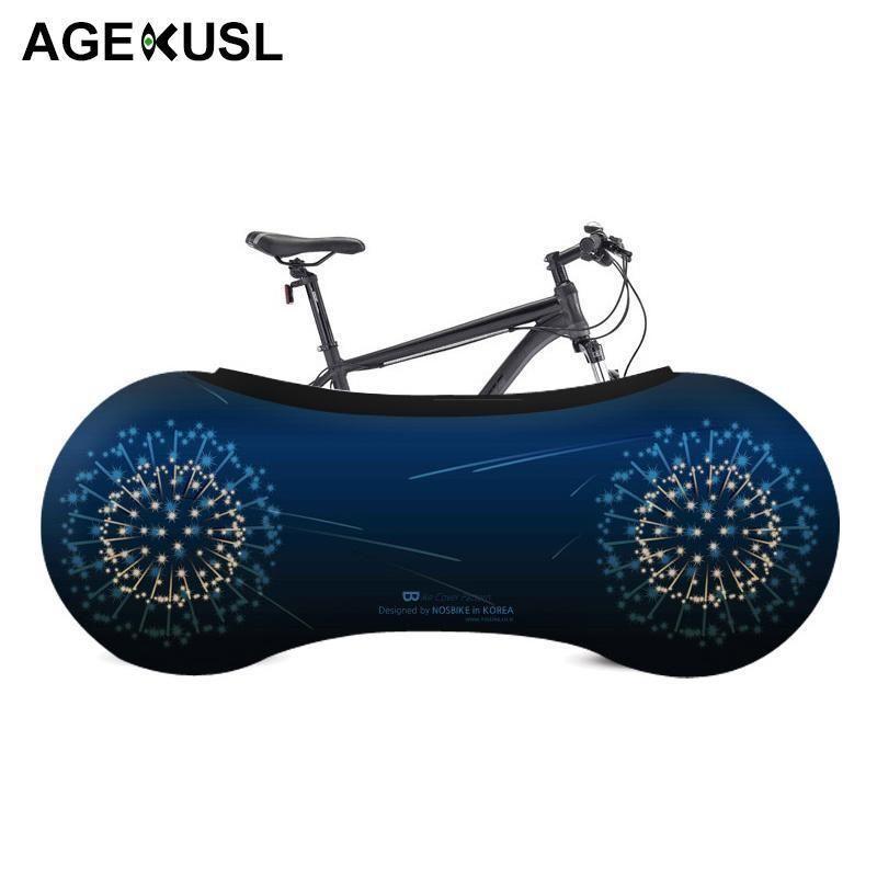 Indoor Elastic Mountain Road Bike Bicycle Scartchproof Dust Cover Protector Gear