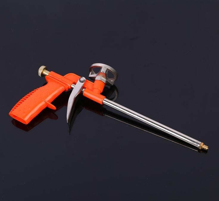 مصنعين الجملة بندقية الستايروفوم رغوة البولي يوريثان بندقية من البلاستيك الستايروفوم غير الجمال الغراء أدوات الخياطة الزجاج