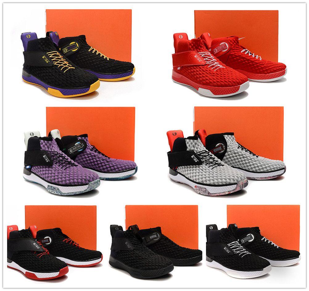 Cojín zoom UNVRS Gris Negro Blanco rojo del baloncesto zapatos de la zapatilla de deporte para hombre del diseñador de deportes al aire libre de los hombres de la buena calidad Formadores