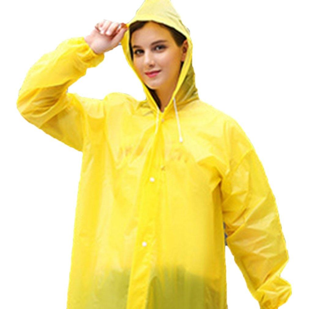 Raincoat bebê Adulto capa siameses impermeável Poncho Ambiental Impermeável Raincoats