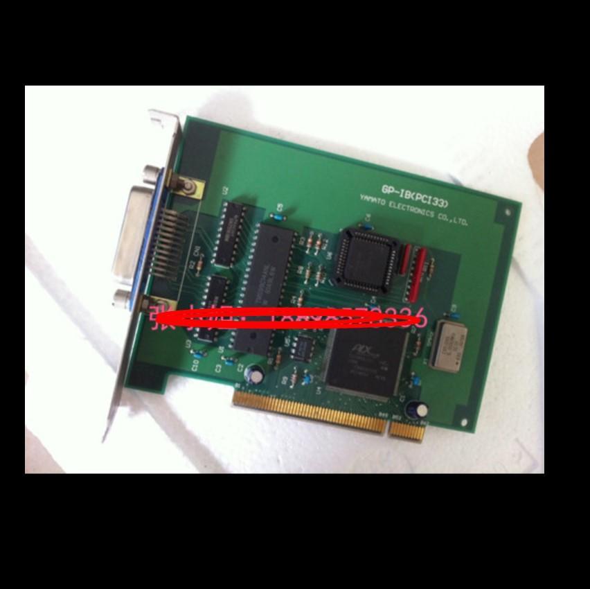 100% Probado obra perfecta para YAMATO GP-IB (PCI33) / SERIE CONTEC I / O TARJETA PC / EE.UU. 3108-100D4 / COM-4 (CB) H / AGUAS BUS ALC / E