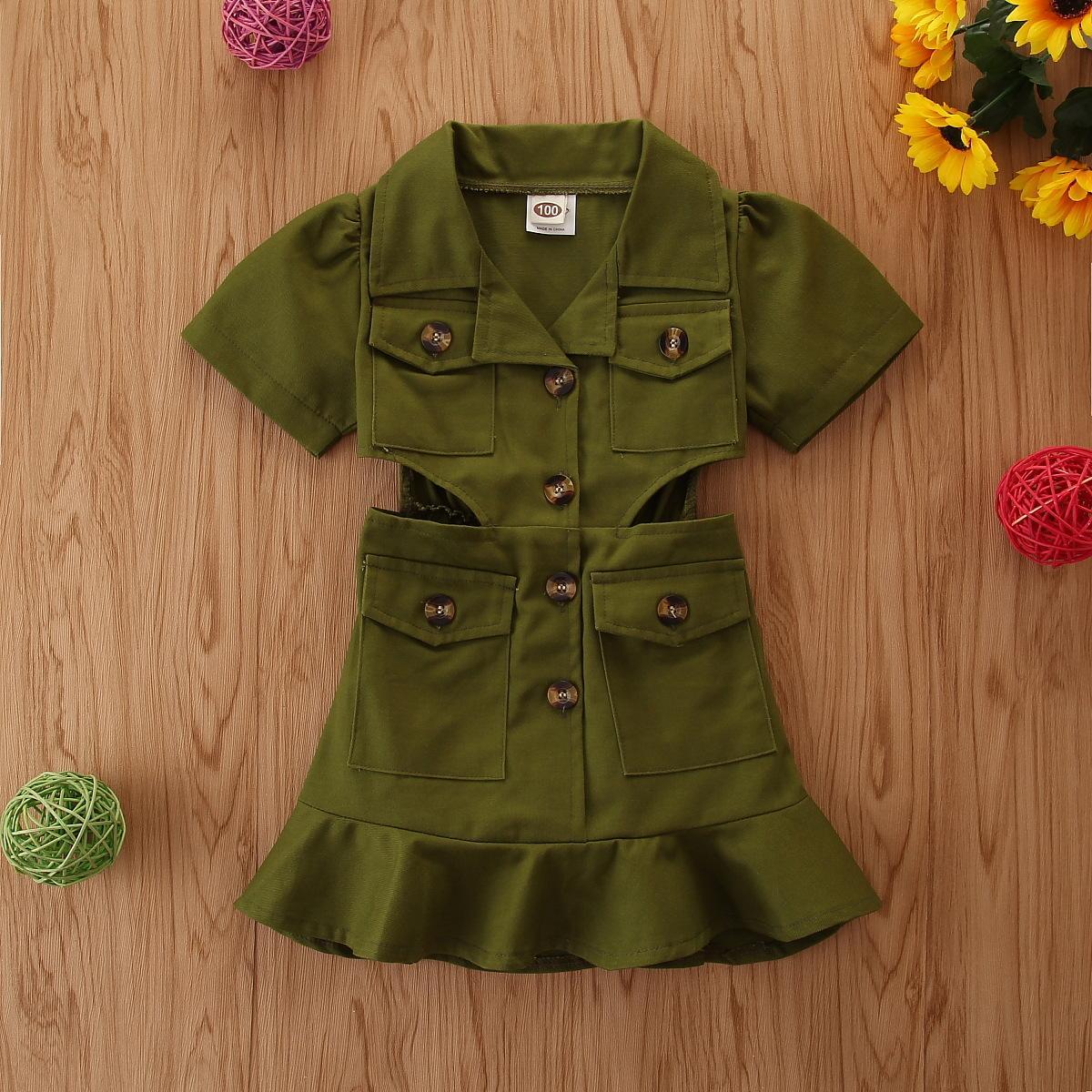ragazze europee e americane calde vendita di cotone e lino temperamento ragazze vestito giallo rosso verde
