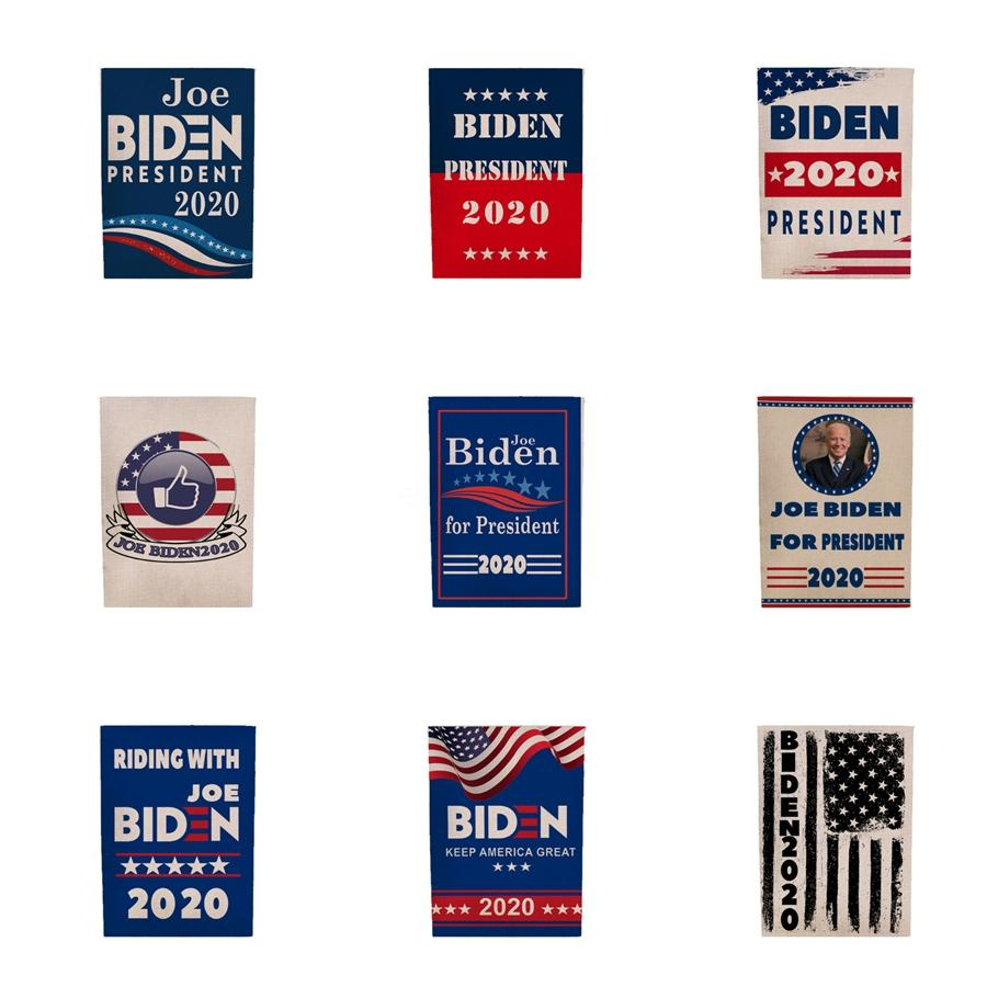 Donald Biden Flagge 90x150cm USA-Flagge Digital Printing Banner Ad-Polyester-Faser Mehr Color Factory Direct Sales 15Cg C1 # 763
