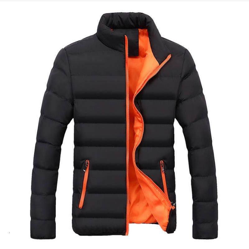 Manteau d'hiver pour hommes, Homme Paca Manteau, Manteau épais et parcs d'hiver M-4XL