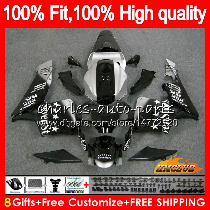 OEM Injection für HONDA CBR 600RR 600F5 CBR600F5 neue CBR600 RR 03 Siebenstern 81HC.15 CBR600RR CBR 600 RR F5 03 04 2003 2004 100% Fit Verkleidungs