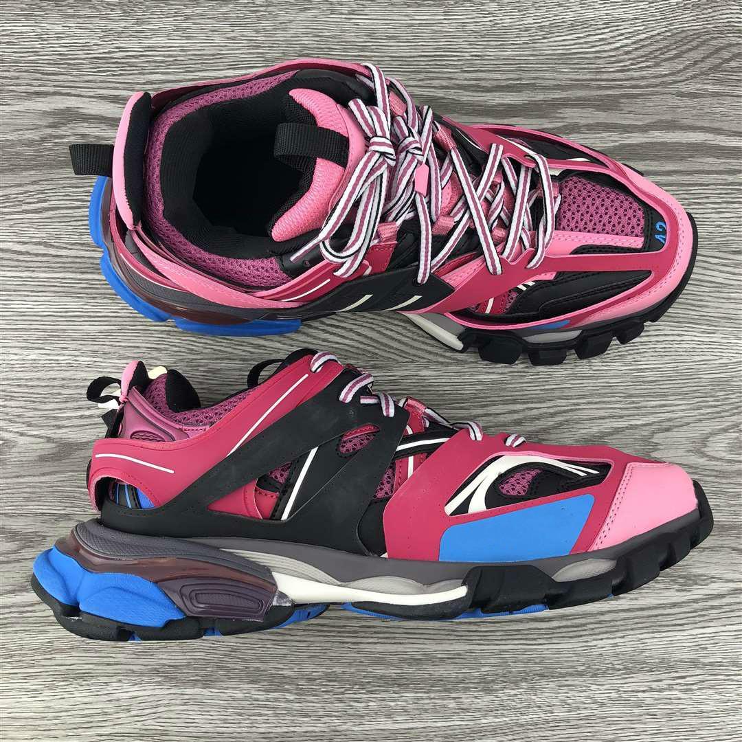 Release 3.0 Tess Parigi pista degli uomini di Gomma Maille Donne Triple S Clunky scarpa da tennis Scarpe Hot papà Scarpe Chaussures pour hommes
