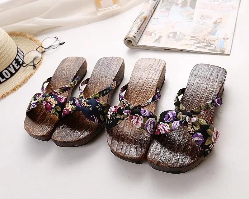 Hot Sale-Japan 2018 new clogs for clogs ladies with deodorant slippers