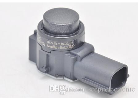 Hakiki Vehecle Araba Geri Radar Probe Sensörü 0263033605 0263023458 Bosch GM 0263023458 23148347 Meksika Ford Chevrolet Buick GMC