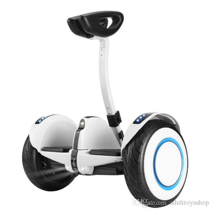 Der Fabrik Elektro-smart Balance Auto zwei Runden erwachsene Kinder somatosensorischen Roller Offroad-Modelle neu neun