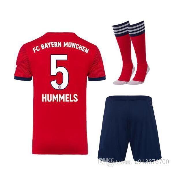 tailles diff/érentes FC Bayern M/ünchen Lot de 2 paires de chaussettes de sport