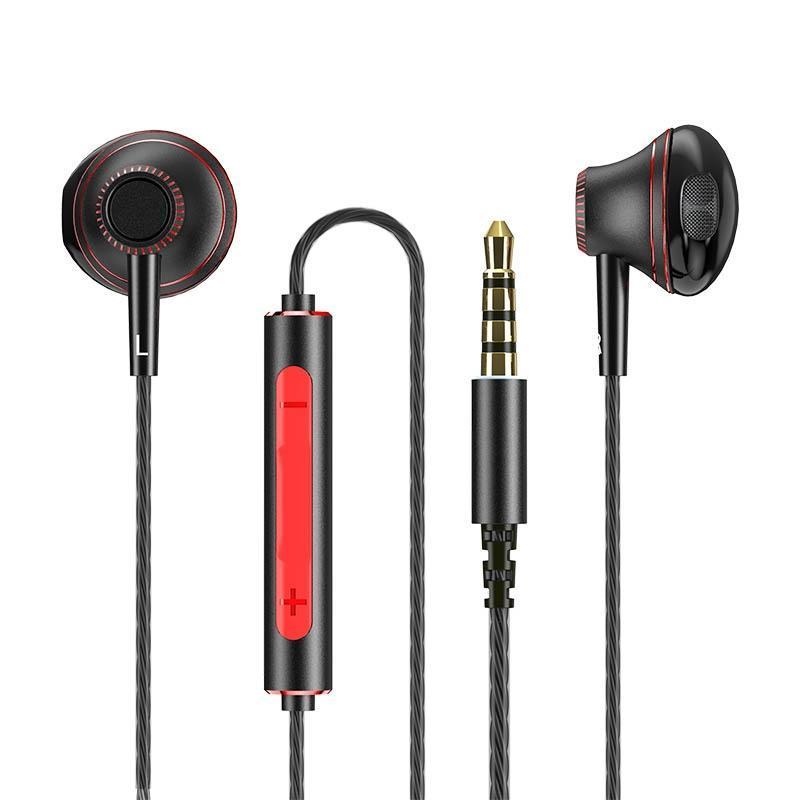 JOYROOM JR-E208 Metal Düz Kablolu Kulak Kulaklık