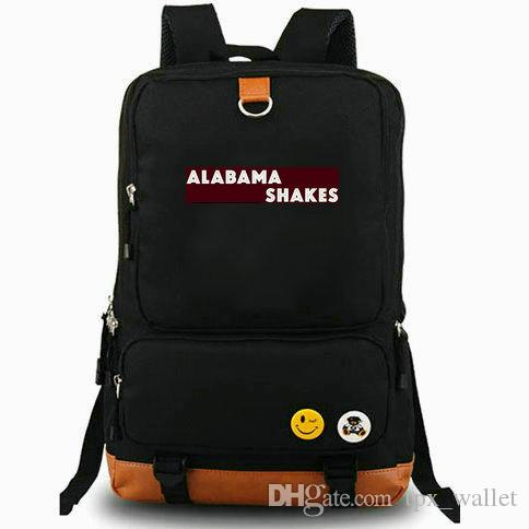 Alabama Shakes Rucksack Brittany Howard Tagesrucksack Auf dem besten Weg, beste Laptop-Schultasche Freizeitrucksack Sportschultasche Outdoor-Tagesrucksack