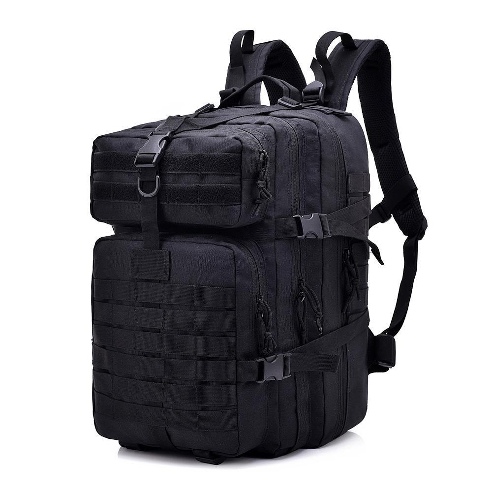 Hot vente 40L Sac à dos tactique 900d étanche Sac à dos Nouveau style camouflage Sac tactique