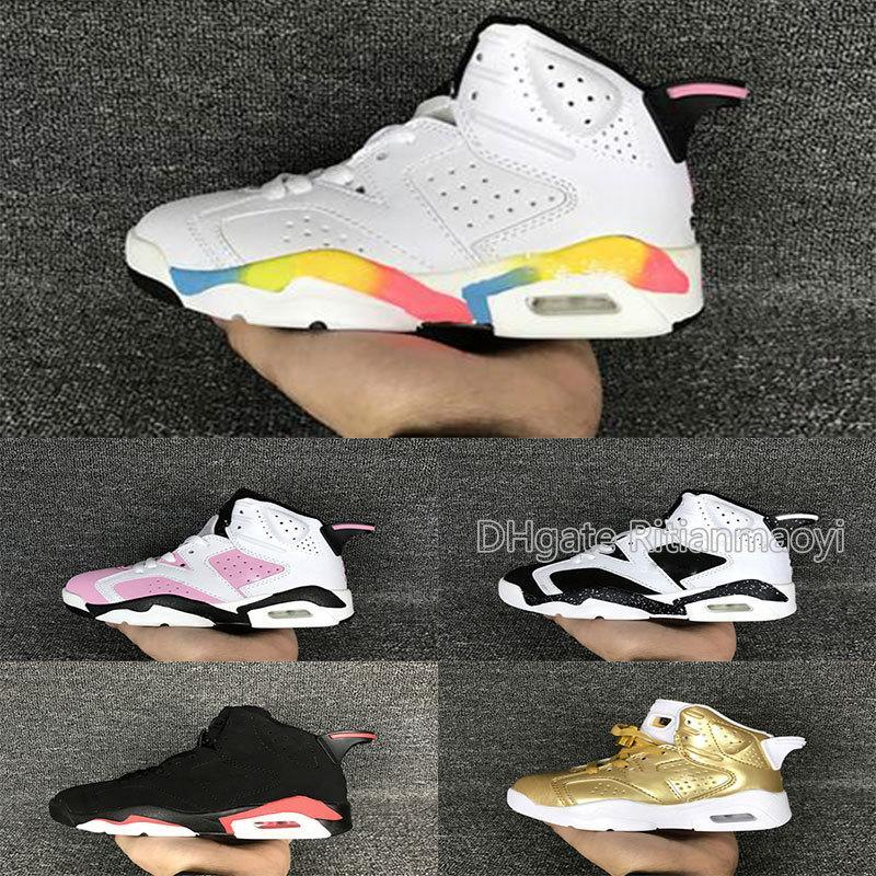 With Box Kids 6 Basketball Shoes Boys
